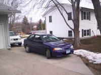 Picture of 1996 Hyundai Accent 2 Dr GT Hatchback, exterior, gallery_worthy
