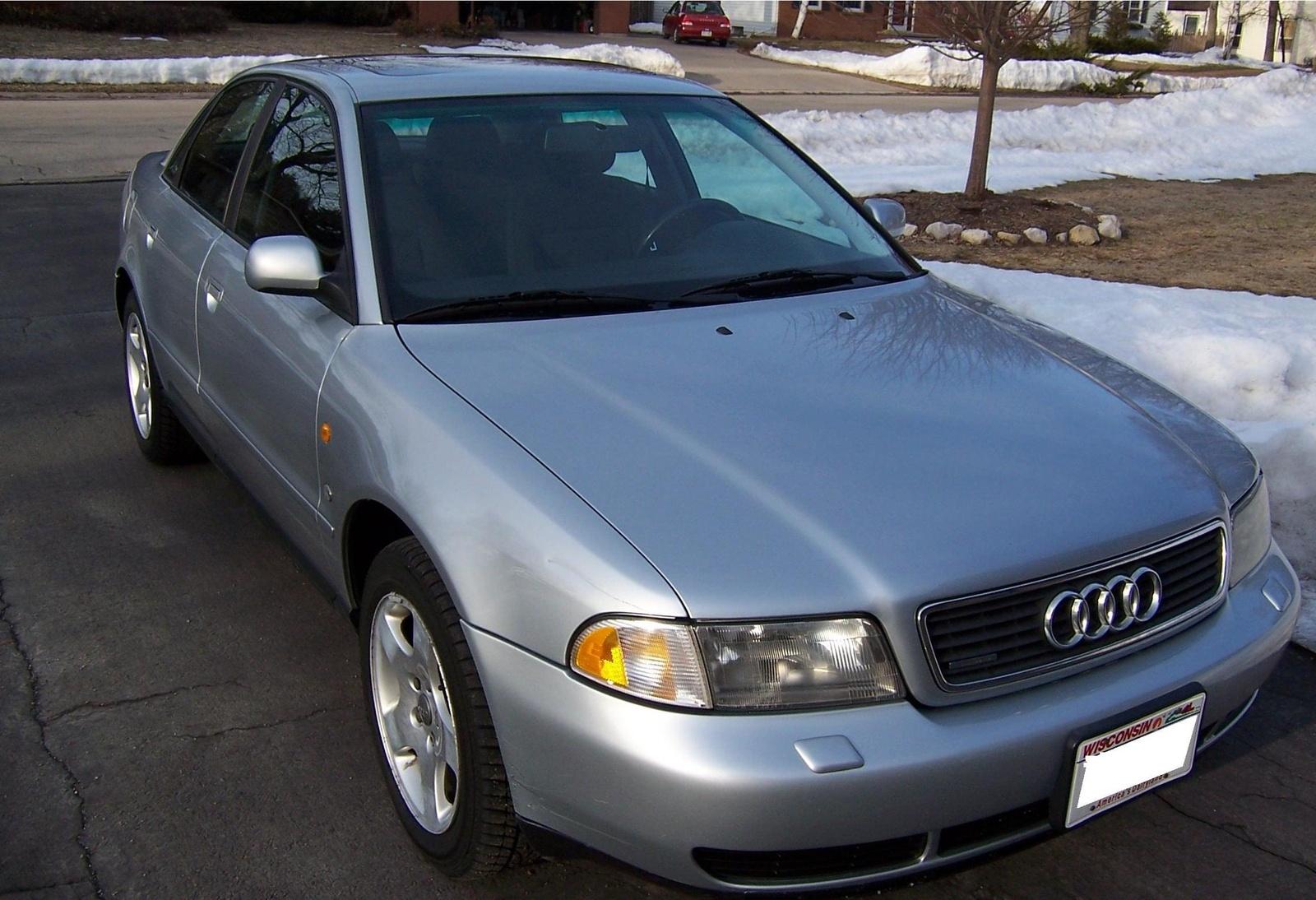 1997 Audi A4 - Pictures - CarGurus