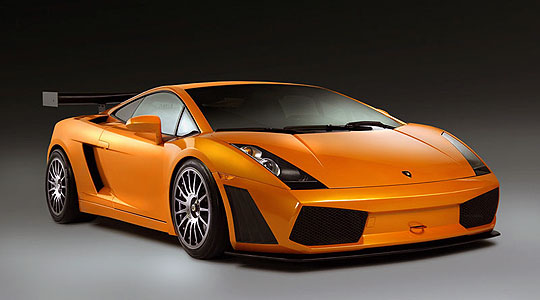 2008 Lamborghini Gallardo picture