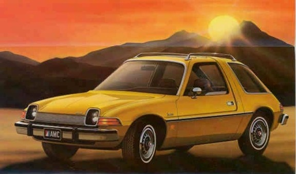 Picture of 1979 AMC Pacer, exterior, gallery_worthy