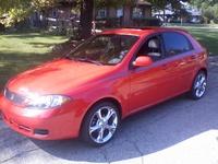 Picture of 2006 Suzuki Reno Convenience, exterior