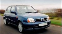 2001 Nissan Micra Overview