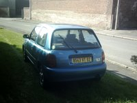 Picture of 1994 Nissan Micra, exterior, gallery_worthy