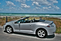 Picture of 2007 Mitsubishi Eclipse Spyder GS, exterior, gallery_worthy