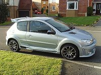 Picture of 2006 Peugeot 206, exterior