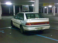 Picture of 1991 Ford Laser, exterior
