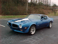 Picture of 1970 Pontiac Trans Am, exterior