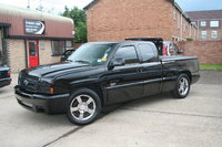 Picture of 2005 Chevrolet Silverado SS Extended Cab AWD, exterior, gallery_worthy