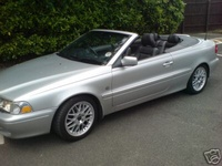 Picture of 2003 Volvo C70, exterior