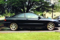 1999 Acura Integra 2 Dr GS-R Hatchback picture, exterior
