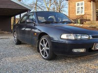 1995 Mazda 626 Picture Gallery