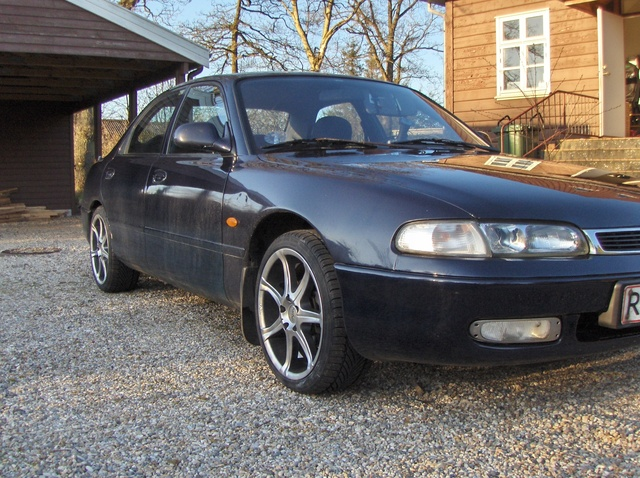 Picture of 1995 Mazda 626 DX