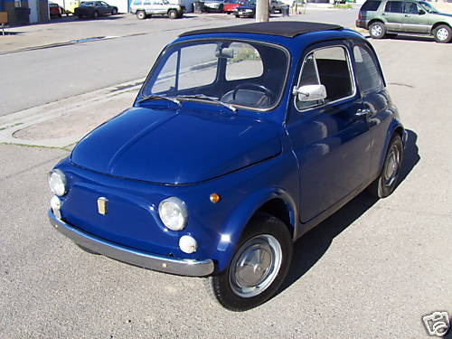 Picture of 1971 FIAT 500, exterior, gallery_worthy