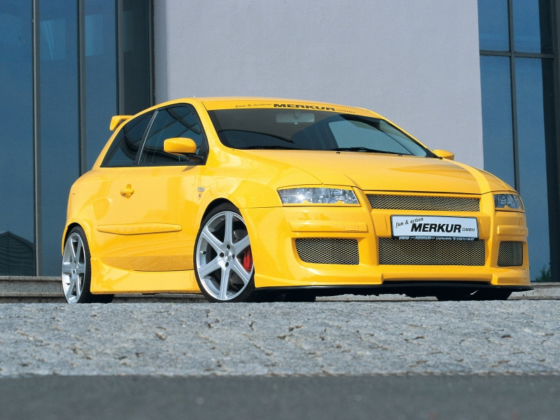 fiat stilo wagon. The Stilo was unveiled in 2001