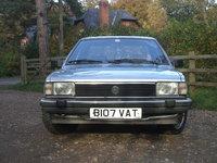 1984 Volkswagen Quantum Overview