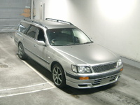 1996 Nissan Stagea Overview