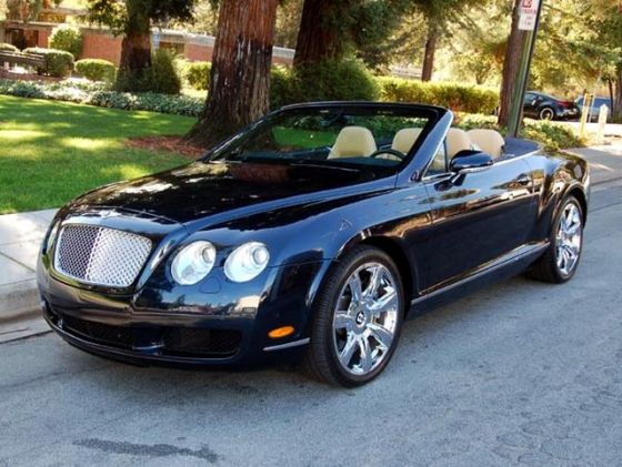 2008 Bentley Continental GTC picture