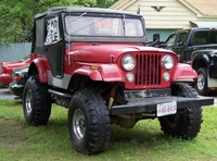 1969 Jeep CJ5 Picture Gallery