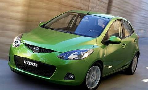 Picture of 2008 Mazda MAZDA2, exterior, gallery_worthy