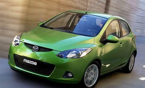 Picture of 2008 Mazda MAZDA2