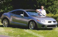 Picture of 2007 Mitsubishi Eclipse GS, exterior
