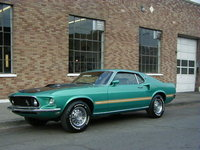 Picture of 1969 Ford Mustang Mach 1, exterior