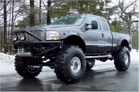 2005 Ford F-250 Super Duty XL 4WD LB, 2005 Ford F-250 Super Duty 2 Dr XL 4WD Standard Cab LB picture, exterior