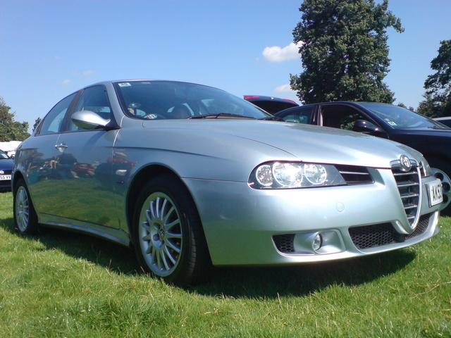 2003 Alfa Romeo 156 Pictures Cargurus