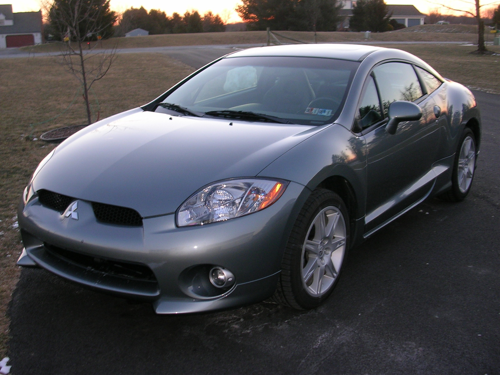 Picture of 2007 Mitsubishi Eclipse GT