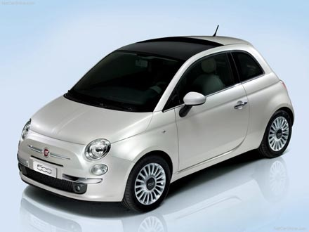 Picture of 2008 Fiat 500
