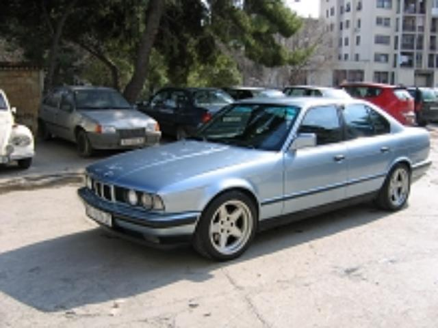 Picture of 1992 bmw 5 series 535i exterior
