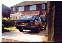 1983 Vauxhall Cavalier Overview