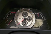 2005 Lexus IS 300 SportCross picture, interior
