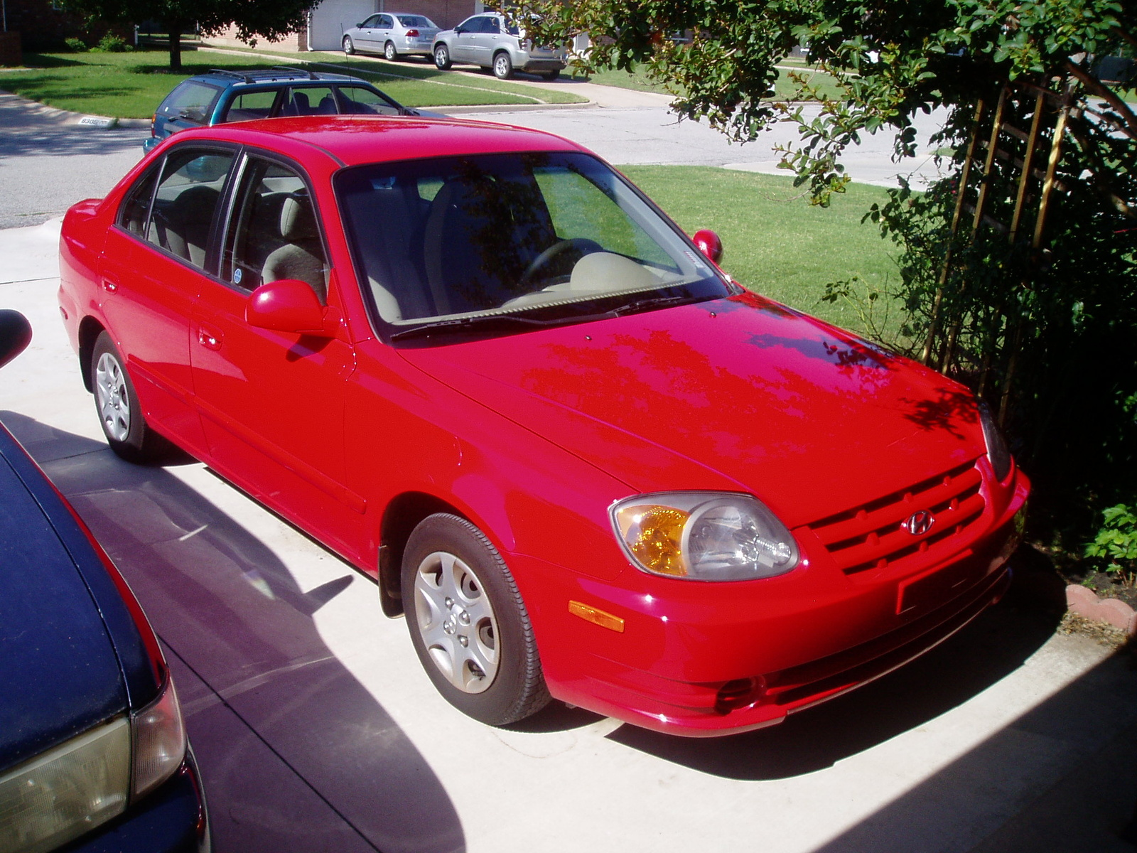 Picture of 2005 Hyundai Accent