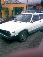 1978 Honda Accord, my car, exterior