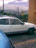 1978 Honda Accord, my first car, exterior