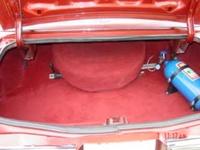 1976 Chevrolet Chevelle, extra squeeze, interior
