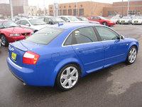Picture of 2005 Audi S4 quattro Sedan, exterior, gallery_worthy
