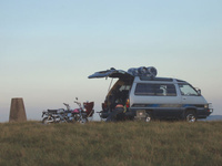 1988 Toyota Hiace Overview