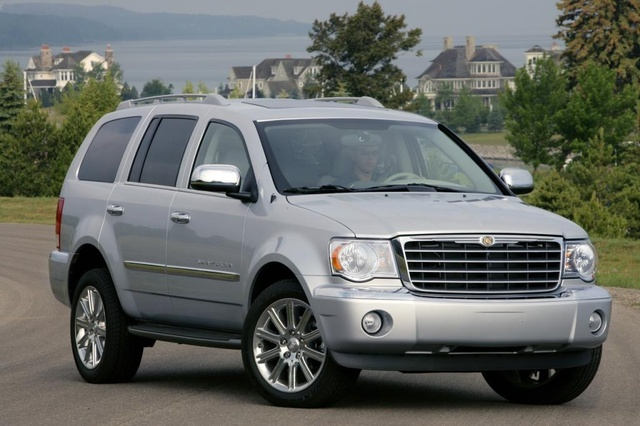Picture of 2007 Chrysler Aspen Limited AWD