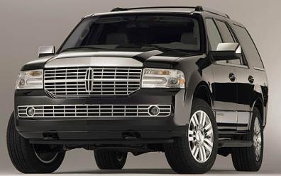 2008 Lincoln Navigator Base picture, exterior
