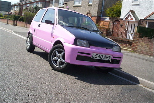 Picture of 1993 Fiat Cinquecento