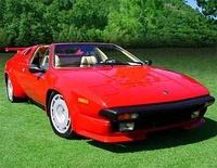 1986 Lamborghini Jalpa Overview