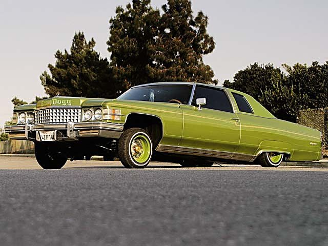 Picture of 1974 Cadillac DeVille, exterior