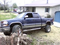 1999 Chevrolet Silverado 1500 3 Dr LS 4WD Extended Cab SB picture, exterior