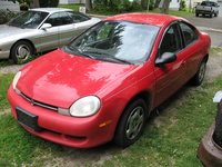 2000 Dodge Neon 4 Dr ES Sedan picture, exterior