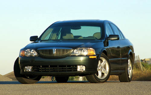 2006 Lincoln LS picture