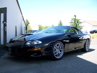 Picture of 2000 Chevrolet Camaro Z28, exterior