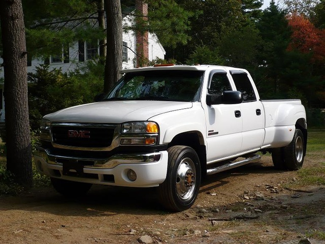 Picture of 2007 GMC Sierra 3500HD