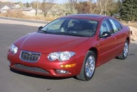 2002 Chrysler 300M Overview